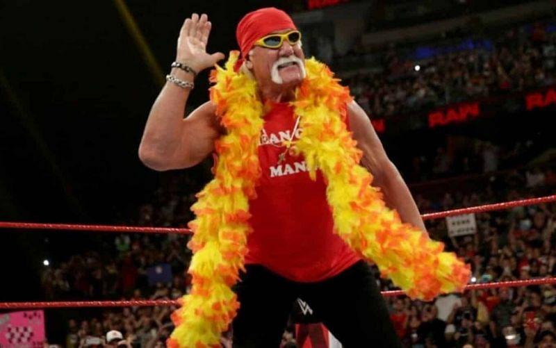 Hulk Hogan (Credit: WWE)