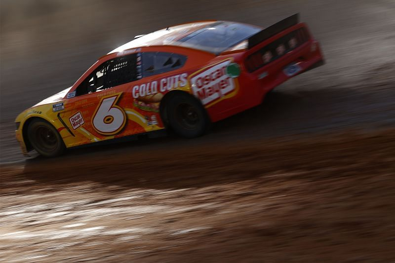 Ryan Newman enjoyed a strong showing at on the dirt at Bristol. Photo: Chris Graythen / Getty Images