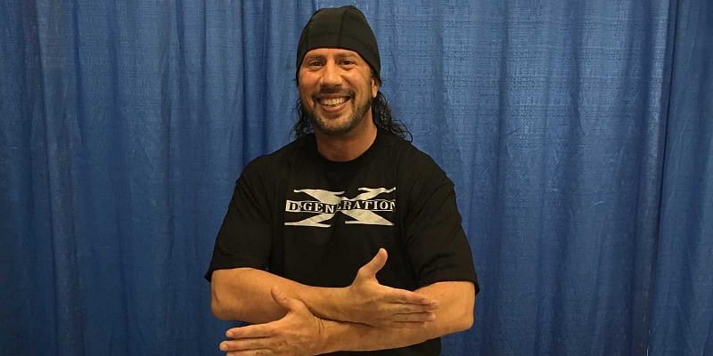 WWE Hall of Famer X-Pac