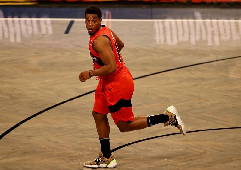 Kyle Lowry will play for the Toronto Raptors this season