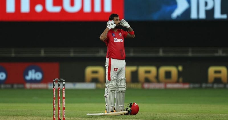 KL Rahul was the orange cap winner in IPL 2020