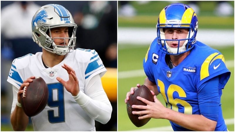 Lions and Rams meet after big off-season trade