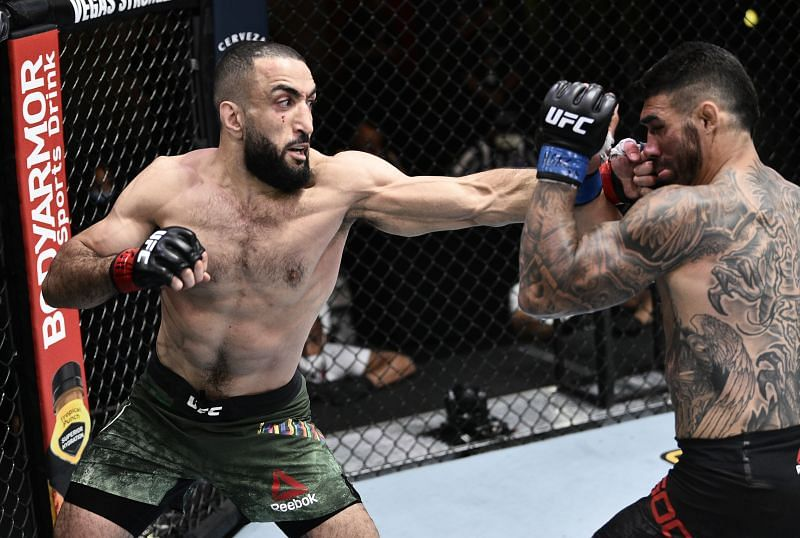 Can Belal Muhammad pull off an upset over Leon Edwards this weekend?