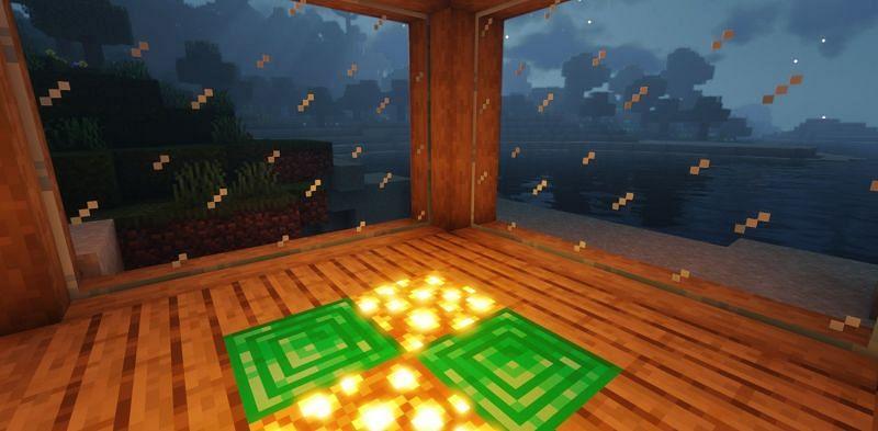 A little Emerald goes a long way (Image via Minecraft)