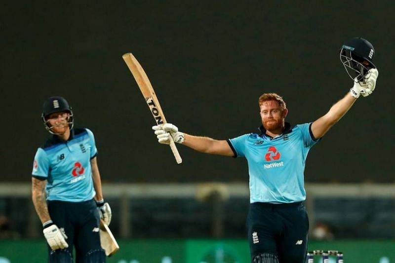 Ben Stokes and Jonny Bairstow put on a match-winning partnership for the Three Lions.