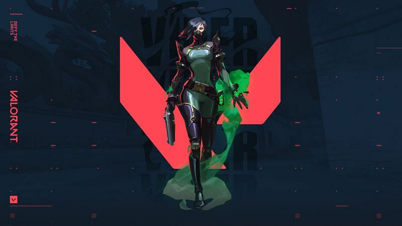 Who might Sabine be in Valorant? (Image from Riot Games)