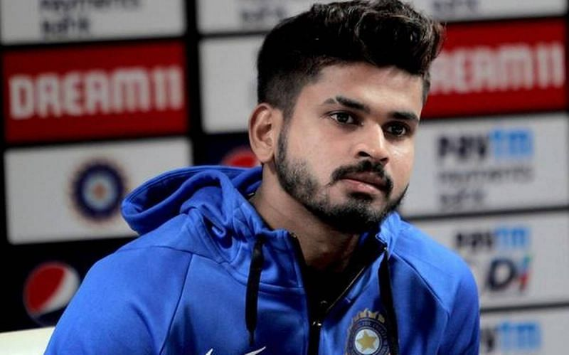 Shreyas Iyer has been ruled out for a couple of months