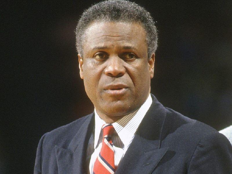 K.C. Jones as a head coach.