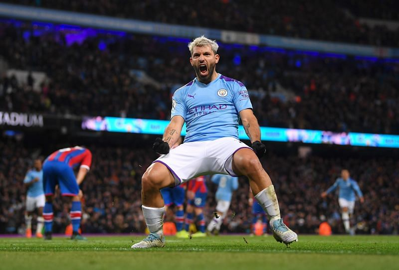 Sergio Aguero will leave Manchester City at the end of the 2020-21 season