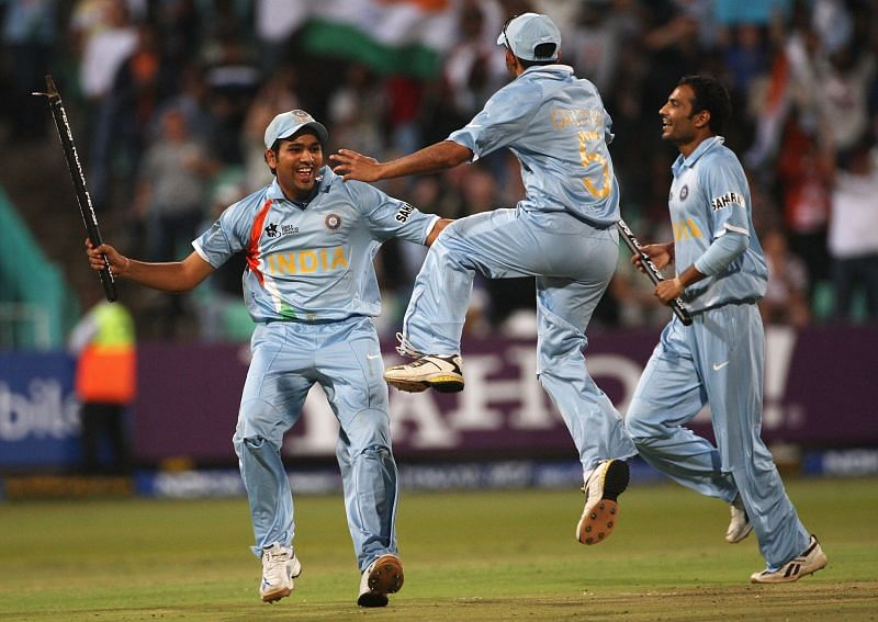 Rohit Sharma had won the ICC T20 World Cup in 2007 with the Indian cricket team