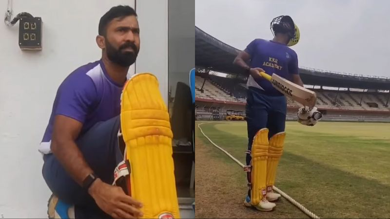 Dinesh Karthik will play for the Kolkata Knight Riders in IPL 2021