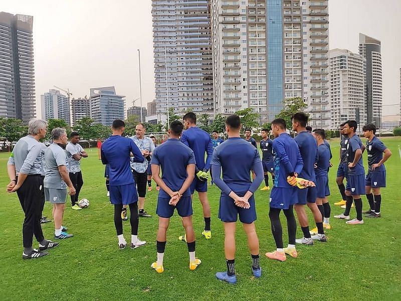 Indian Football Team will play two friendlies with Oman and UAE on March 25 and March 29 respectively in Dubai