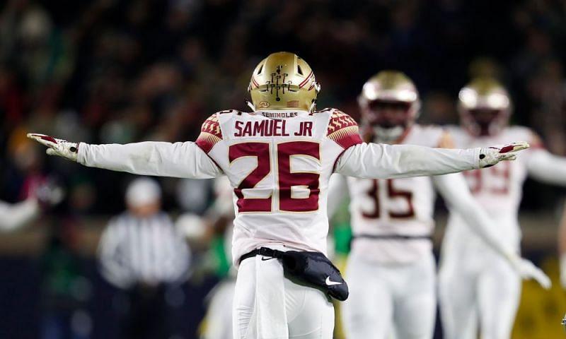 Florida State CB Asante Samuel Jr.