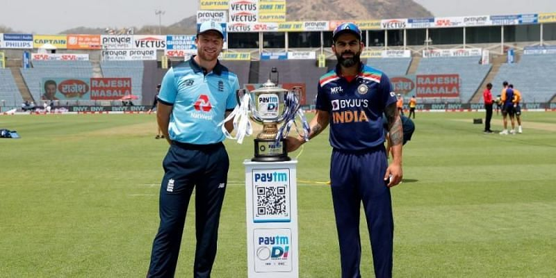 The 2021 Paytm ODI Trophy will be on the line in the third ODI in Pune on Sunday.