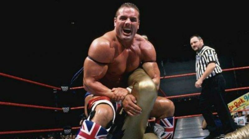 British Bulldog (Credit: WWE)