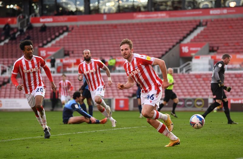 Stoke City host Derby County in their upcoming Championship fixture