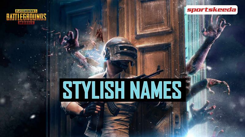 Creative and stylish names for PUBG Mobile