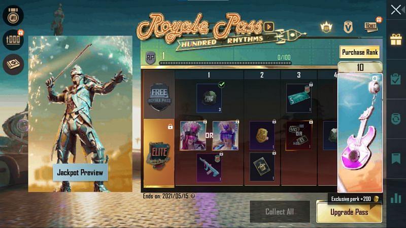PUBG Mobile Royale Pass Season 18