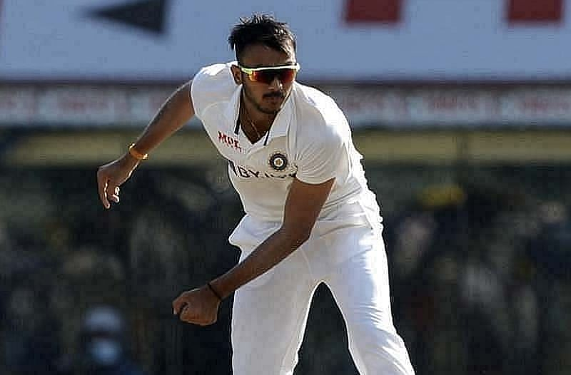 Axar Patel has scalped 18 wickets in his first two Tests
