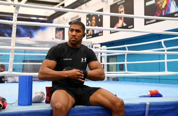 Anthony Joshua Investments and Endorsements