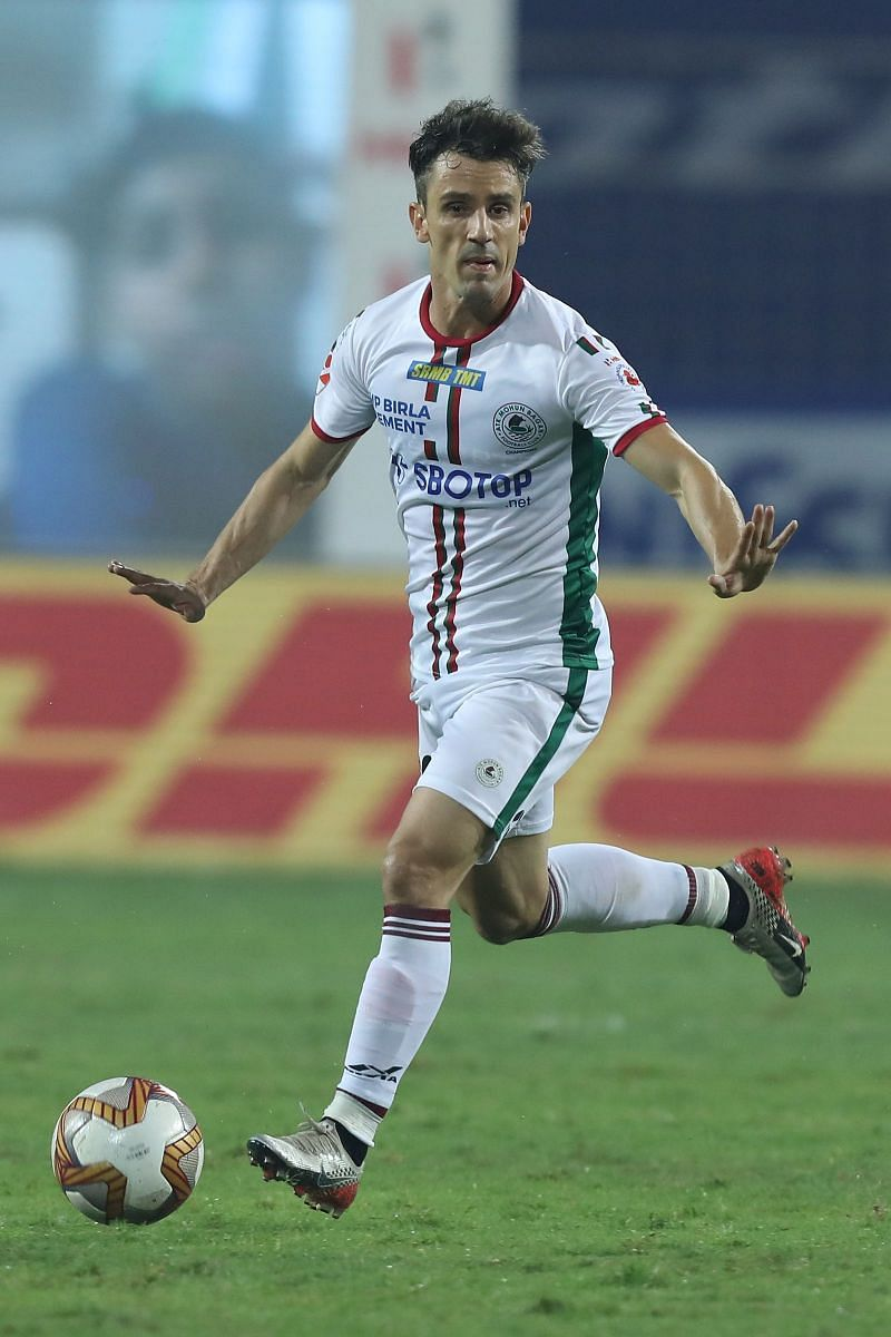 Marcelinho's fortunes changed when he snubbed Odisha FC for ATK Mohun Bagan (Image Courtesy: ISL Media)