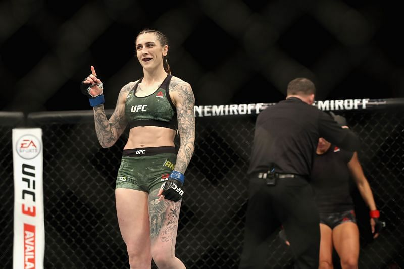 Megan Anderson will be looking for one of the greatest upsets in UFC history when she faces Amanda Nunes at UFC 259.