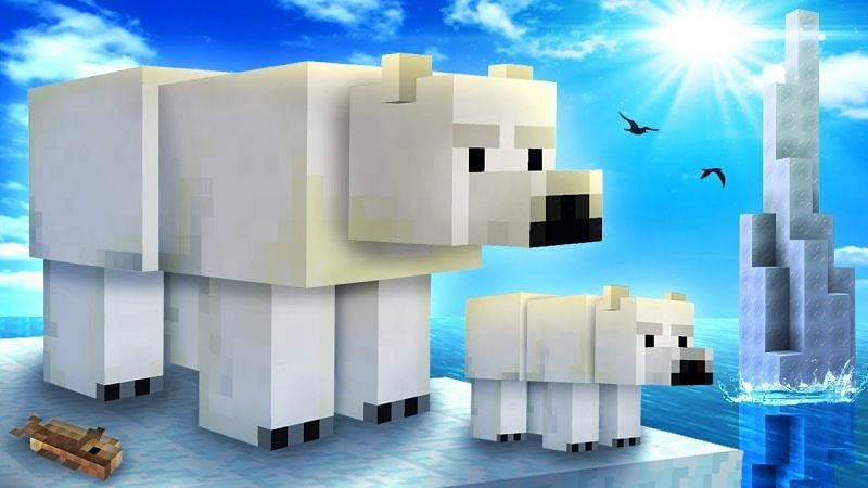 Polar bears (Image via YouTube)