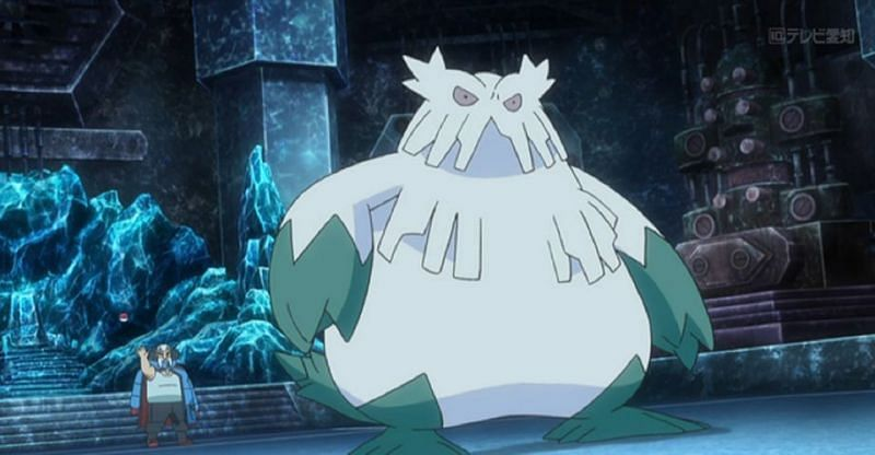 Abomasnow (Image via The Pokemon Company)