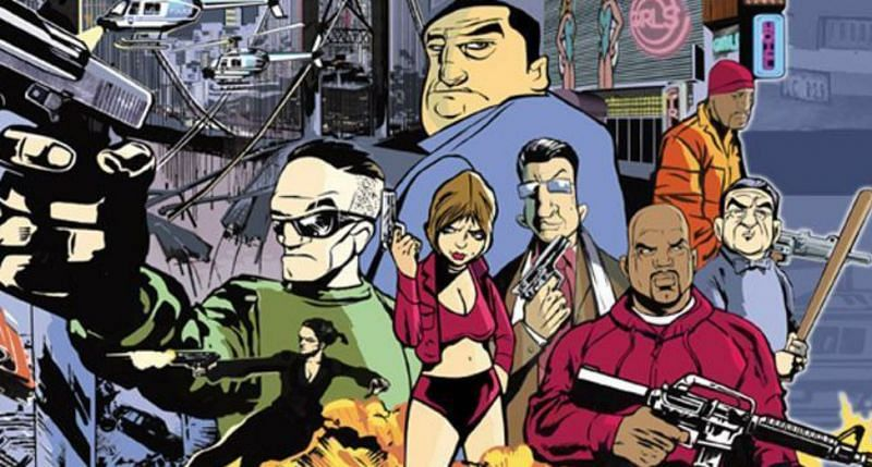 GTA III helped establish the GTA series as a legitimate frontrunner in the video game market (Image via Neoseeker)