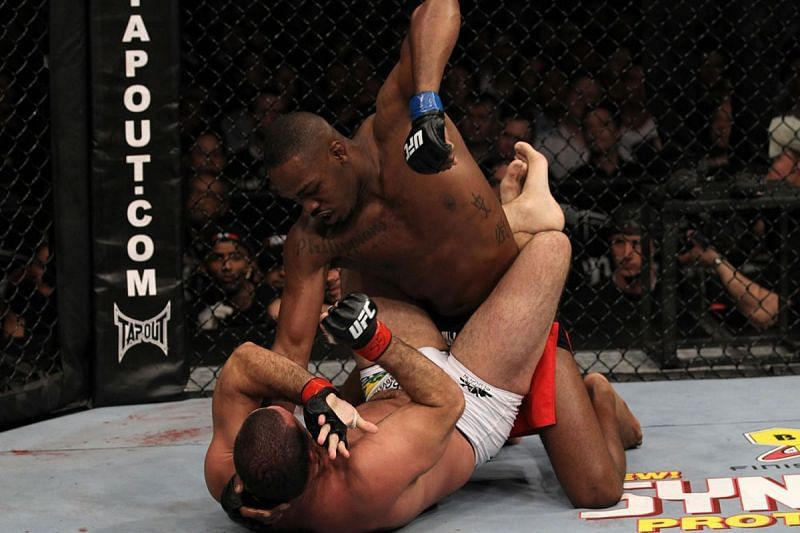 The Jon Jones era began when he smashed Shogun Rua at UFC 128