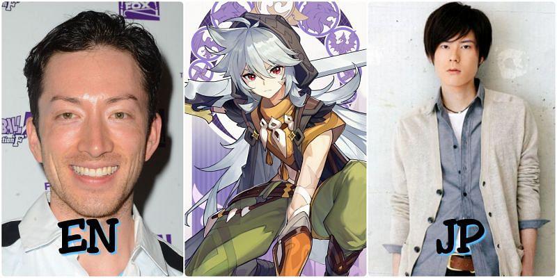 Voice actors of Razor