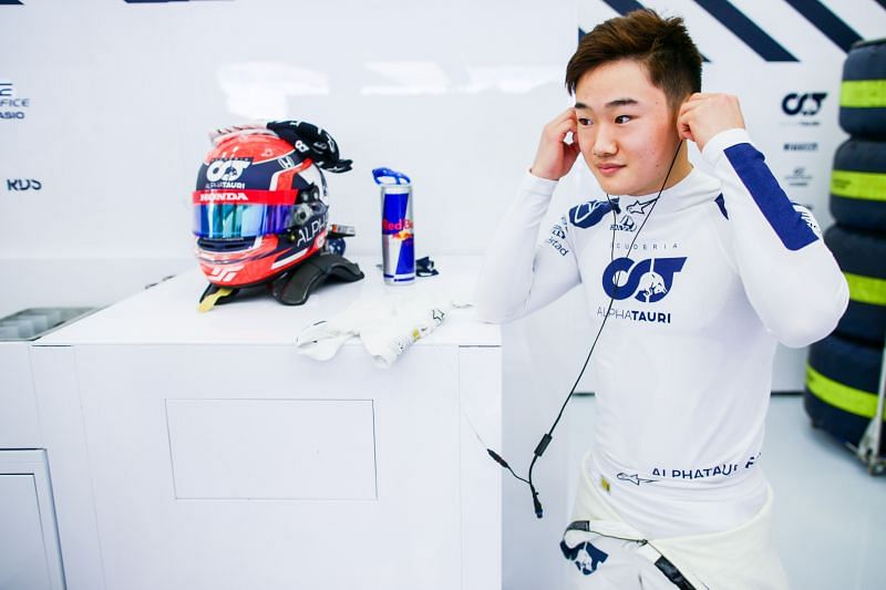 Yuki Tsunoda impressed in his F1 debut at the Bahrain Grand Prix. Photo: Peter Fox/Getty Images