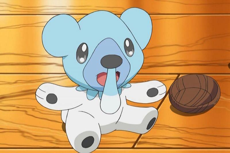 Cubchoo (Image via The Pokemon Company)