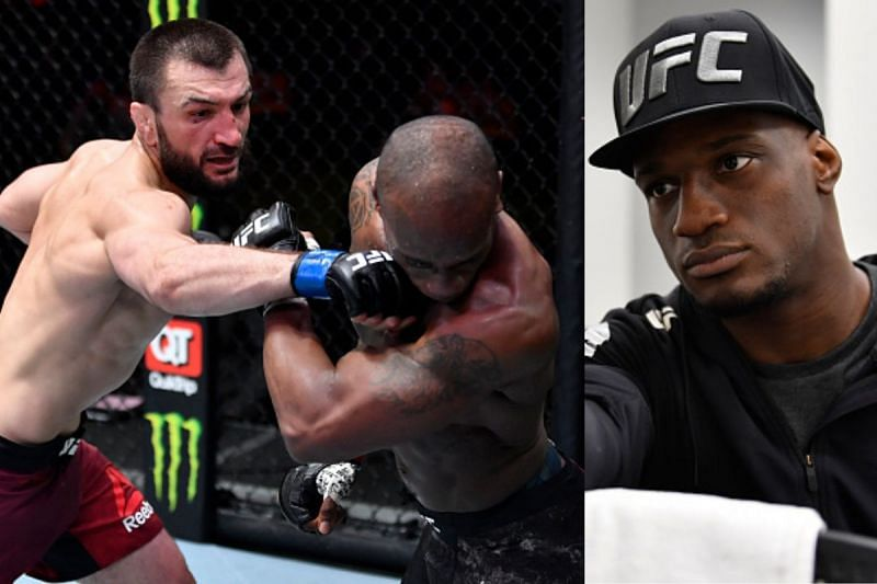 Jared Gooden insults the Nurmagomedov family before losing to Abubakar at UFC 260