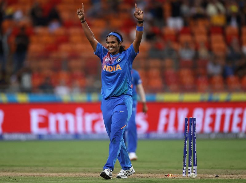 Shikha Pandey has been overlooked for the ODI squad