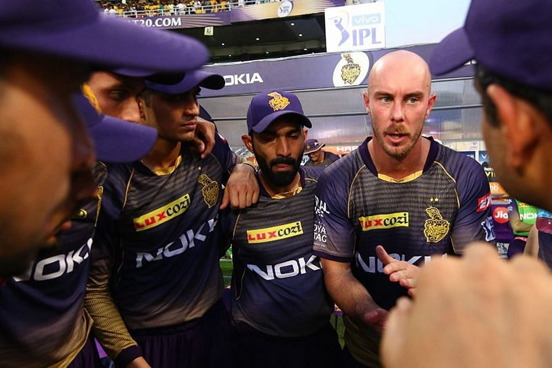 Chris Lynn played for the Kolkata Knight Riders from 2014 to 2019 (Image Courtesy: IPLT20.com)