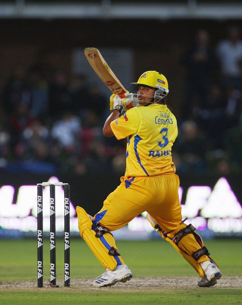 Suresh Raina - A trusted performer for CSK in the IPL