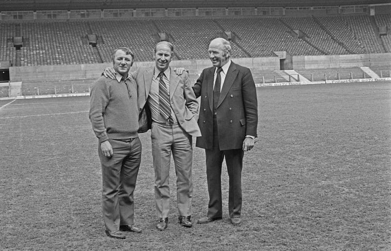 Ducherty, Charlton And Busby