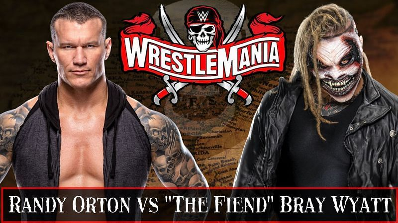 Randy Orton might face The Fiend at WWE WrestleMania 37