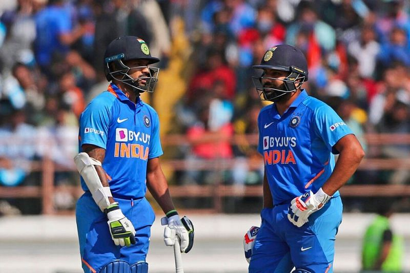 Shikhar Dhawan and Rohit Sharma have formed a formidable opening partnership for Team India in ODIs.