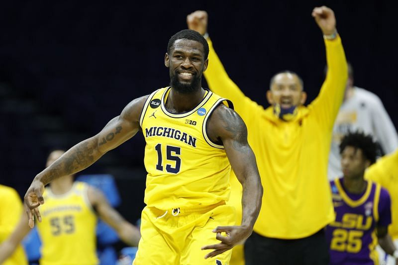 The Michigan Wolverines knocked out LSU in the second round