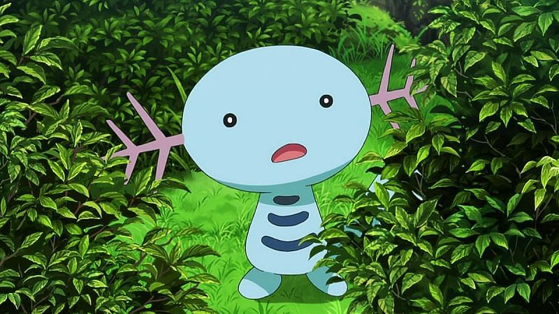 Wooper (Image via The Pokemon Company)