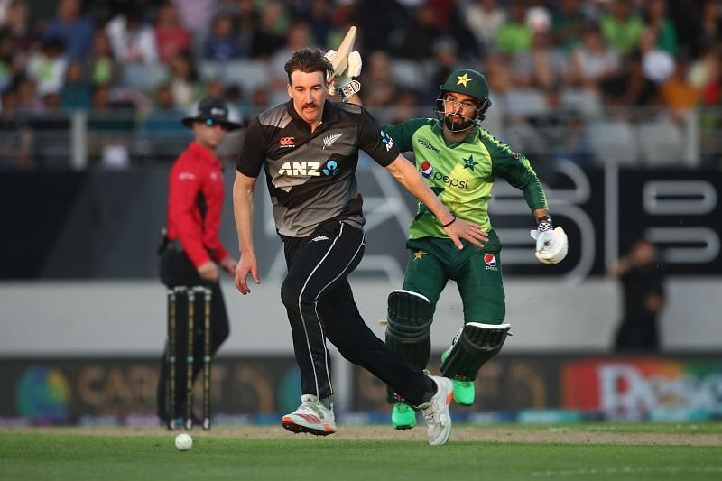 New Zealand v Pakistan - T20 Game 1