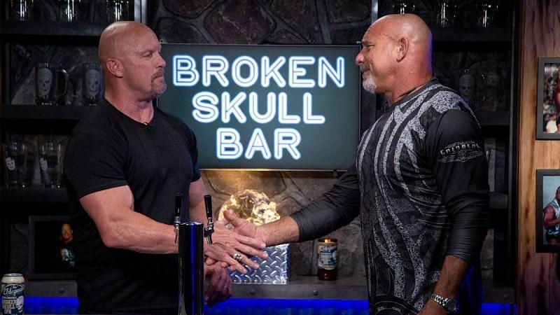With Goldberg
