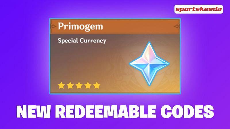 Genshin Impact: New redeem codes to get free Primogems in March 2021