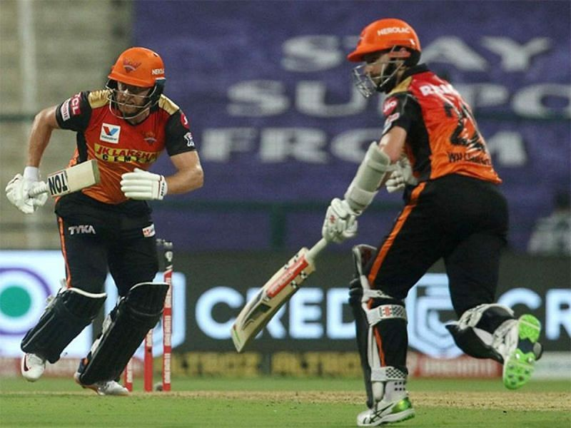 Bairstow and Williamson have struggled to co-exist in the SRH playing XI