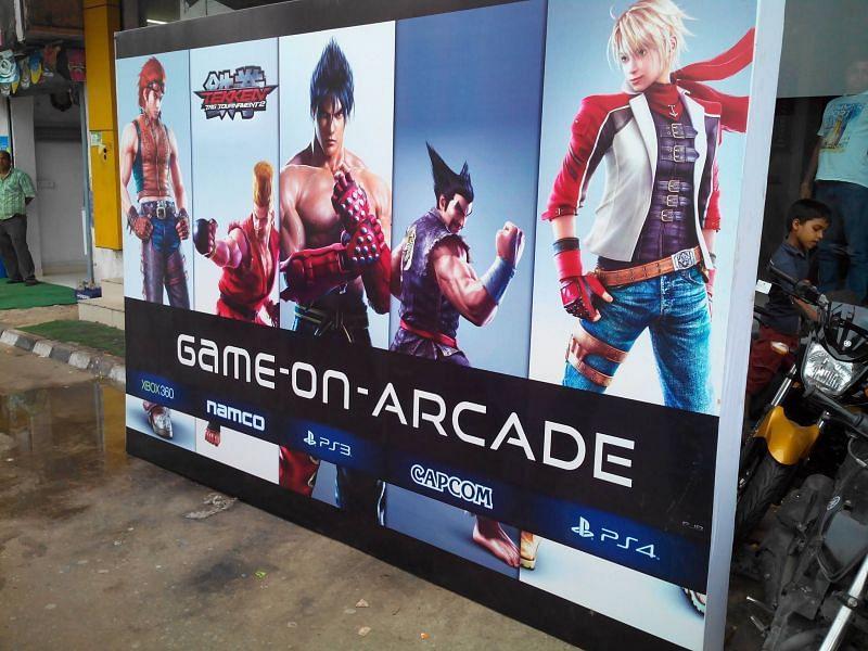 The gaming arcade that Abhinav Tejan used to visit (Image via Abhinav Tejan)
