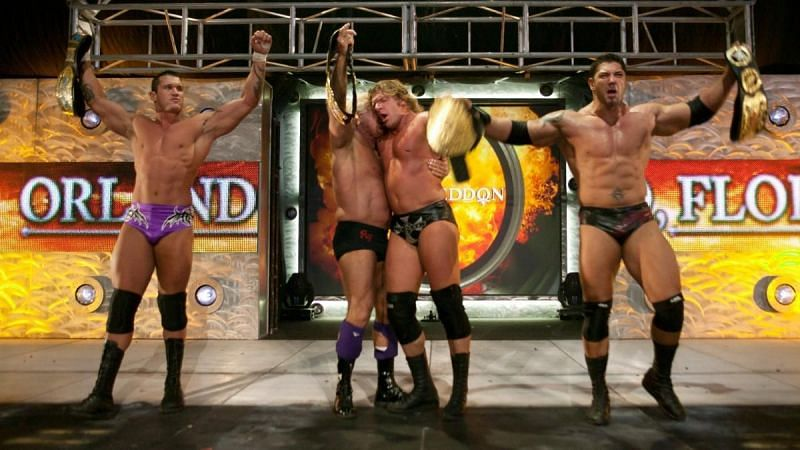 Batista en Evolution