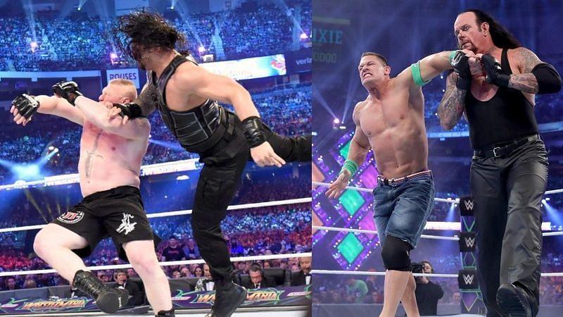 WWE Wrestlemania 34 की हाइलाइट्स