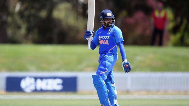 Prithvi Shaw scored a brilliant 150 against New Zealand A